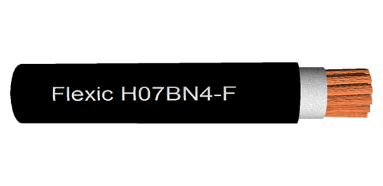 Flexic H07BN4-F