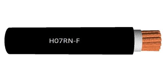 h07rn f c ble basse tension en cuivre incore cables. Black Bedroom Furniture Sets. Home Design Ideas