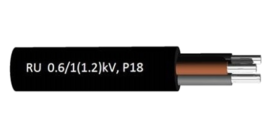 RU 0.6-1 1.2kV P18