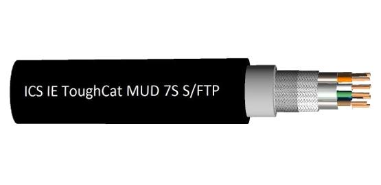 ToughCat kabels 7s, 7 & 5e (MUD)