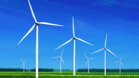 Vindturbiner kablar för inom vindkraftverk