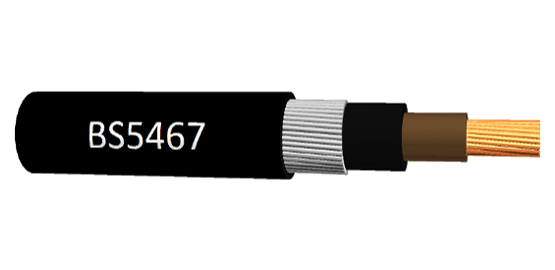 BS5467 cable Single and Multi core