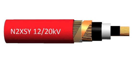 N2XSY Kabel 6kV bis 36kV