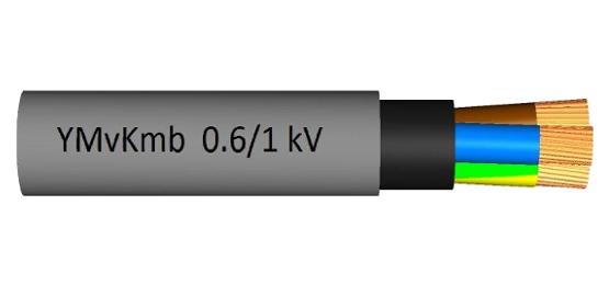 YmvKmb 0.6kV-1kV
