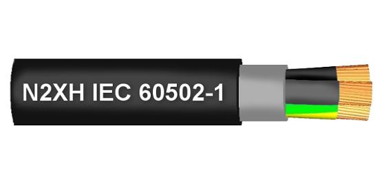 N2XH IEC 60502-1