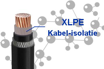 XLPE kabel-isolatie