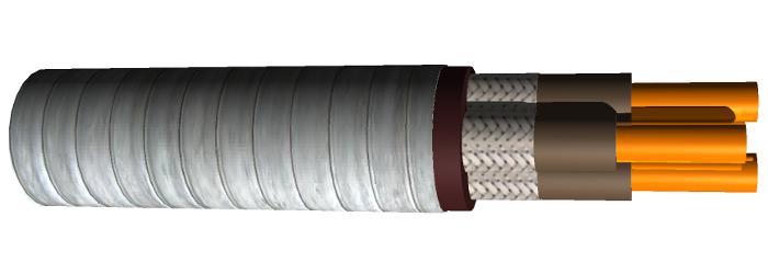 Platte ESP kabel