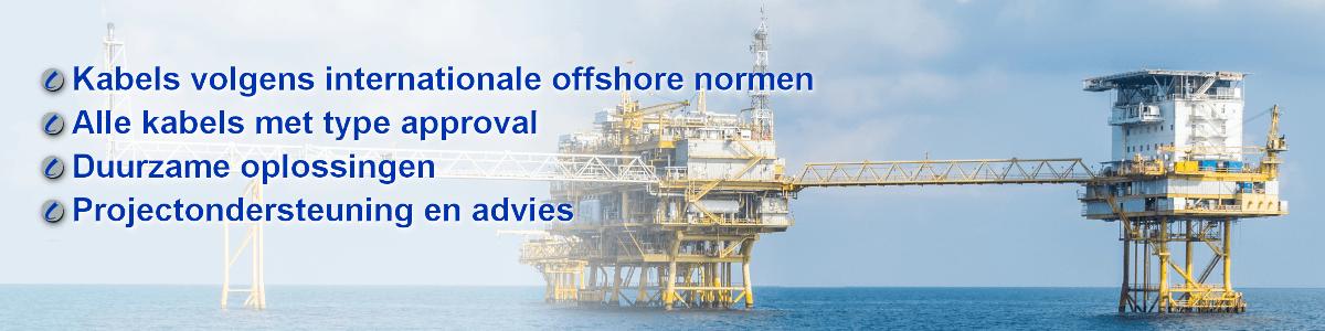 Offshore kabels